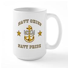 Navy Chief, Navy Pride Mug