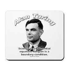 Alan Turing 01 Mousepad