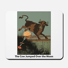 Cow Jump Mousepad