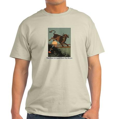 Cow Jump Light T-Shirt
