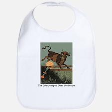 Cow Jump Bib