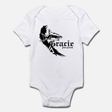 Gracie Jiu-Jitsu 2 WHT Infant Bodysuit