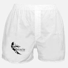 Gracie Jiu-Jitsu 2 WHT Boxer Shorts