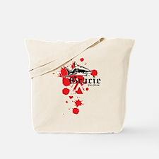 Gracie Jiu-Jitsu 3 WHT Tote Bag