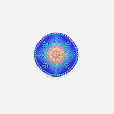 Flowers mandala Mini Button (100 pack)