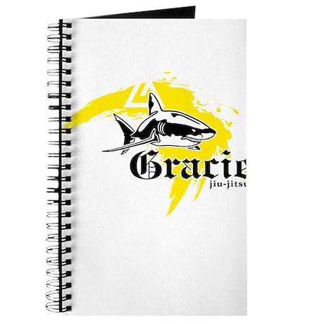 Gracie Jiu-Jitsu 5 WHT Journal