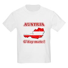 Austria - g'day mate T-Shirt