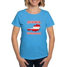 Austria - g'day mate Tee