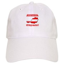 Austria - g'day mate Baseball Cap