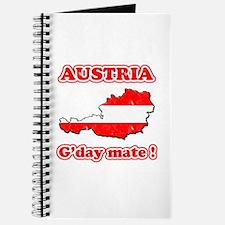 Austria - g'day mate Journal