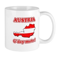 Austria - g'day mate Mug
