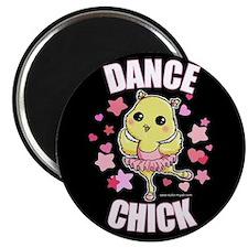 DANCE CHICK Magnet