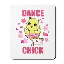 DANCE CHICK Mousepad