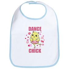 DANCE CHICK Bib