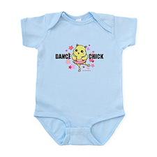 DANCE CHICK Infant Bodysuit