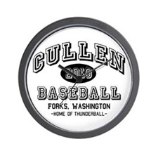 Cullen Baseball 2010 Wall Clock