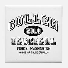 Cullen Baseball 2010 Tile Coaster