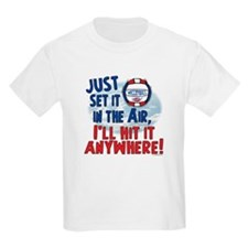 Hit it Anywhere vball T-Shirt