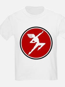 Haiwatha railroad line logo T-Shirt