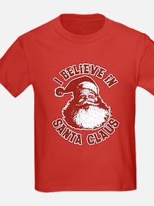 I Believe In Santa Claus T
