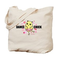 DANCE CHICK Tote Bag