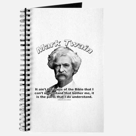 Mark Twain 02 Journal