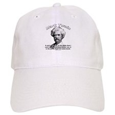 Mark Twain 02 Baseball Cap