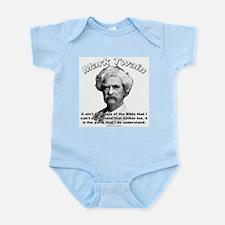 Mark Twain 02 Infant Creeper