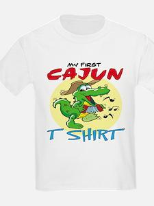 My first Cajun T-Shirt