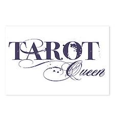Tarot Queen Postcards (Package of 8)