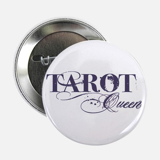 "Tarot Queen 2.25"" Button"