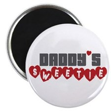 Daddy's Sweetie Magnet