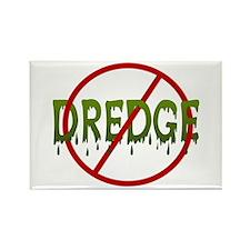 No Dredge Rectangle Magnet