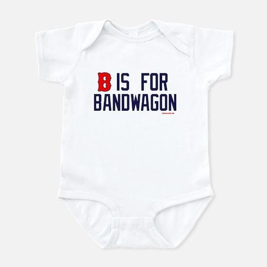 B is for Bandwagon Infant Bodysuit