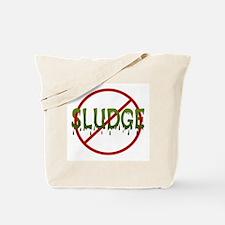 No Sludge Tote Bag