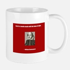 Shakespeare Love Quote Mug