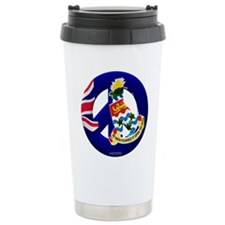 Cayman Islands Travel Mug