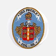"USS PREBLE 3.5"" Button (100 pack)"