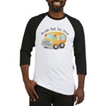 World's Best Bus Driver Baseball Jersey