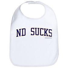 Notre Dame Sucks Bib