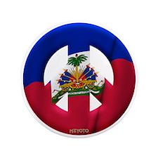 """Haiti 3.5"""" Button"""