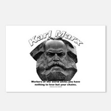 Karl Marx 03 Postcards (Package of 8)