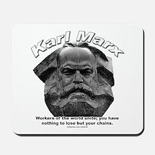 Karl Marx 03 Mousepad