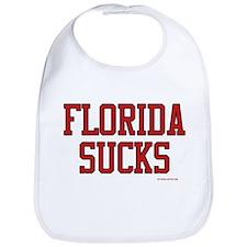 Florida Sucks (Georgia) Bib