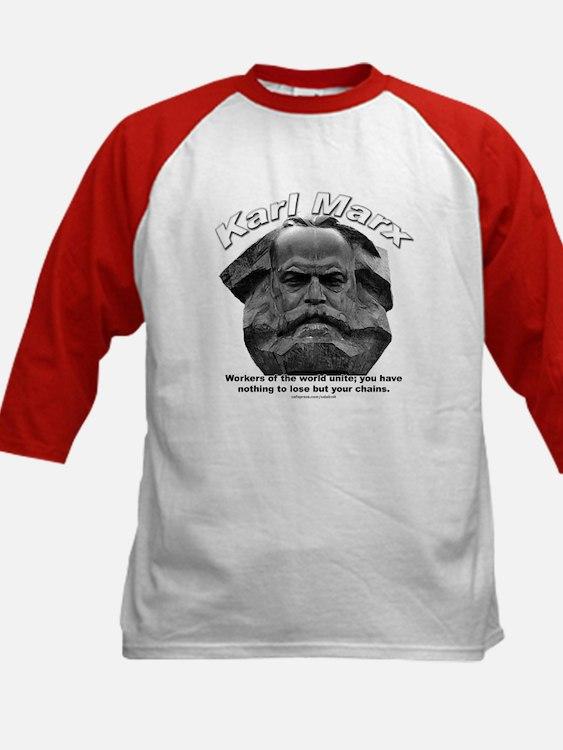 Karl Marx 03 Tee