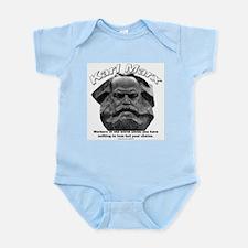 Karl Marx 03 Infant Creeper