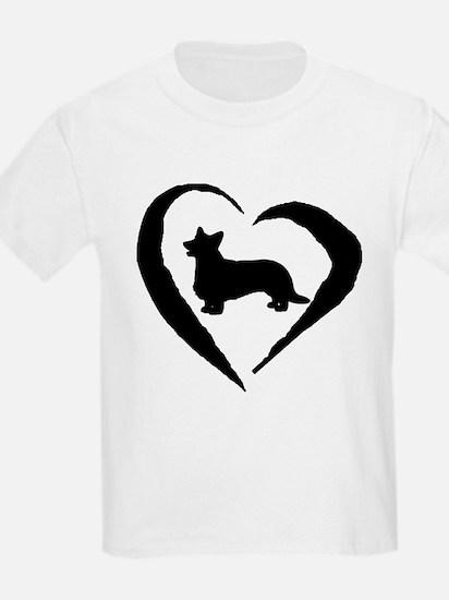 Cardigan Heart T-Shirt