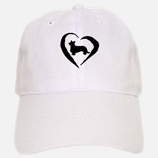 Cardigan Heart Baseball Baseball Cap