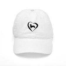 Cardigan Heart Baseball Cap