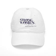 Strong Women Baseball Cap